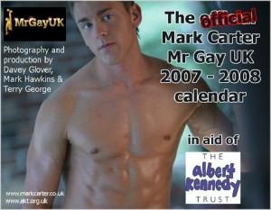 Mark Carter Calender