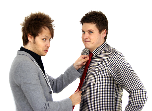 Him & Me Tie web
