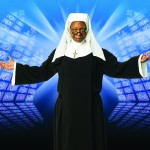 SISTER ACT Whoopi Goldberg stained glass - phtgr TIMOTHY WHITE-1