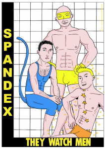 Spandex interiors 2