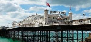 BrightonPierFlags