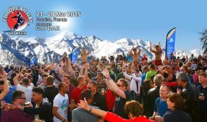 Ski Crowd Image with logo