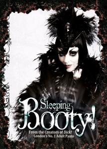 Sleeping Booty rough A5