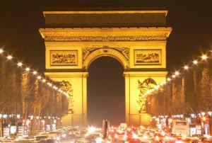 ParisArcDeTriompheNight 50