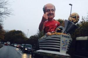 Sepp Blatter Guy, Nick Edell/@humble_nick
